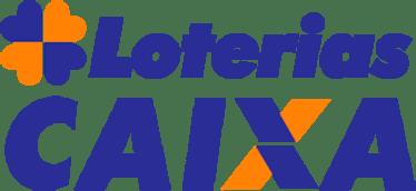 Logo Loterias Caixa economica federal
