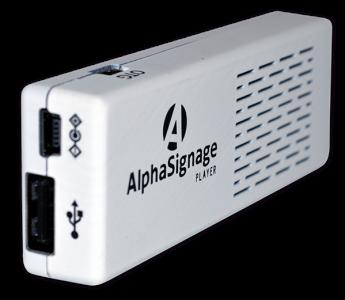 Player alphasignage perspectiva B