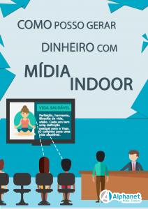 capa - Como posso gerar dinheiro com Midia Indoor